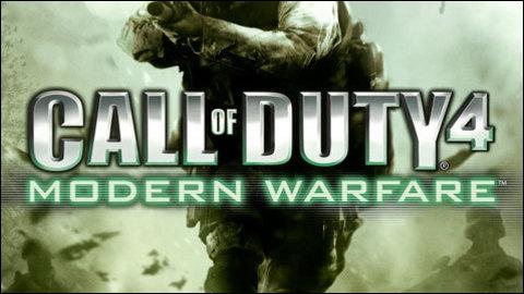 Игра Call of Duty 4: Modern Warfare была выпущена в 2007-м году