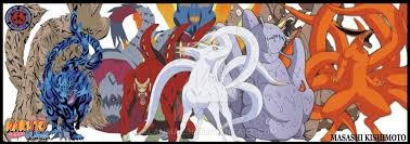 Which tailed beast name is Saiken?