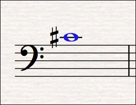 How do you play this note?