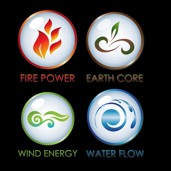 Which of the four elements of nature is your favourite?