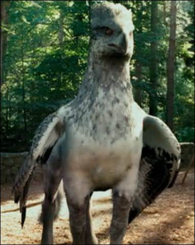 What is Buckbeak's alias after his thwarted execution in Harry Potter and the Prisoner of Azkaban?
