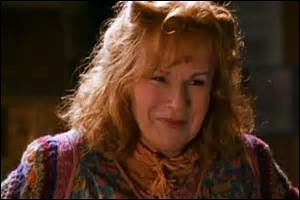 What is Molly Weasley's maiden name?