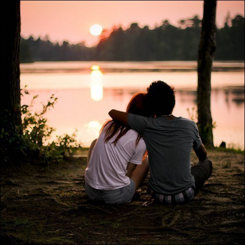 """""""Everything I need is right here by my side."""""""