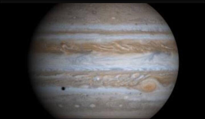 Gravity on Jupiter is :