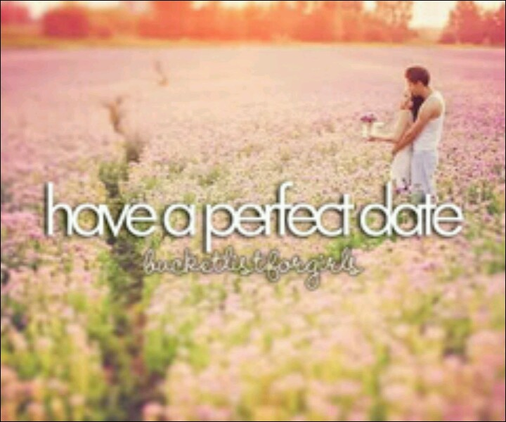 What is your idea of a perfect date?