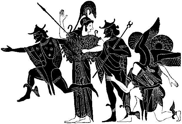 Which Mythological Hero Is Your Literary Boyfriend?