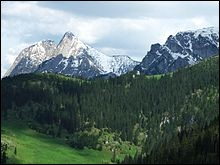 How high are the Tatra Mountains?
