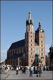 What is the most beautiful monument in Poland?