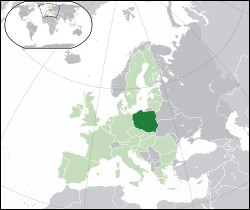 "How do you say ""Poland"" in Polish?"