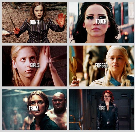 Who Said It : Hermione, Daenerys, or Clary?