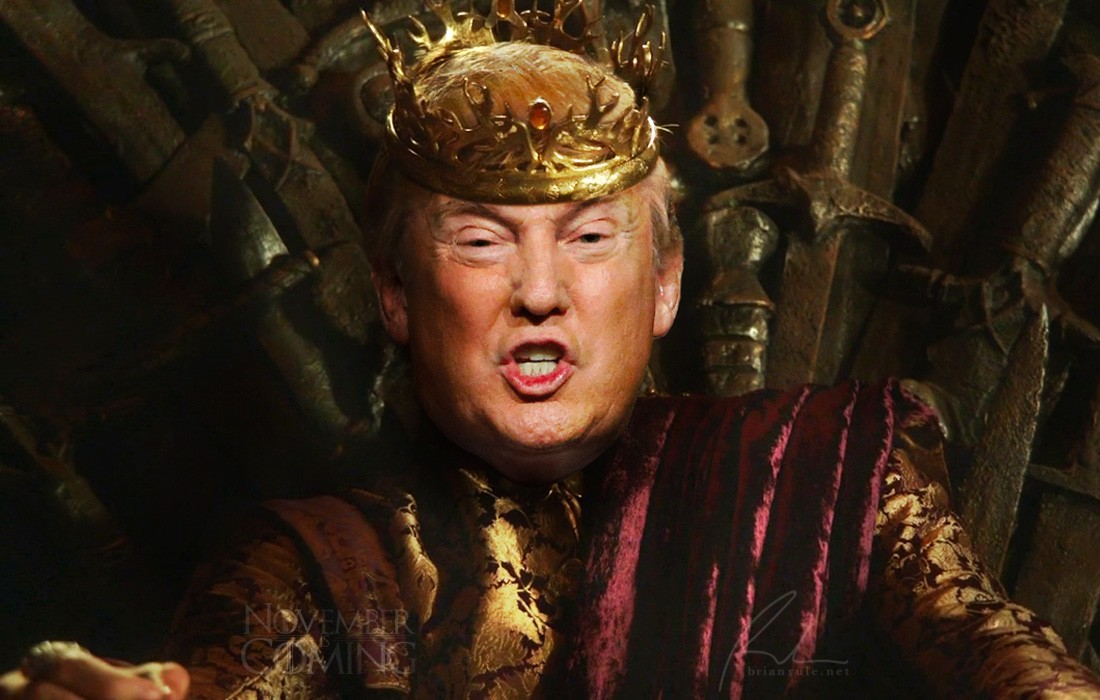 Who Said It : Voldemort, Trump, Or King Joffrey?