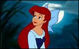 """According to the Hans Christian Anderson version of """"The Little Mermaid,"""" Ariel actually :"""