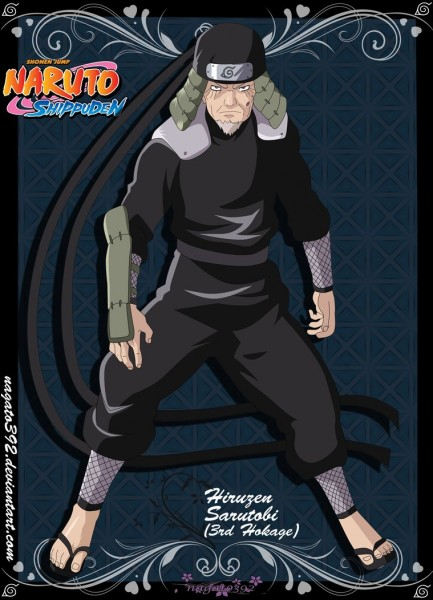 When is Hiruzen Sarutobi's birthday?