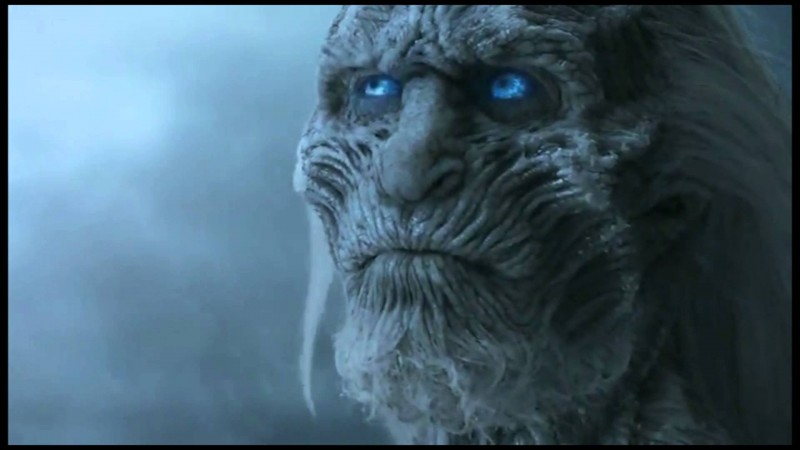 You receive reports of White Walkers threatening the northern towns. What do you do?