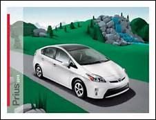 Do you have Prius brochures?