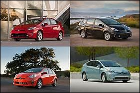 Do you sometimes take a picture of a Prius anywhere you are so you can print it out at home or somewhere else?