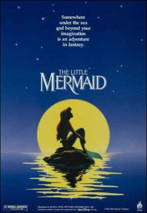 True or false ?« The Little Mermaid » is a musical fantasy film produced by Walt Disney in which Ariel wants to go under the sea.