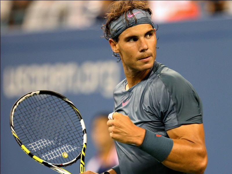 True or false ?Rafael Nadal is a famous tennis player who was born in Spain.
