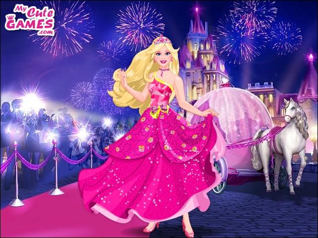 What is Barbie's name in Barbie in A Mermaid Tale?
