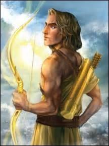 Percy Jackson - Greek gods