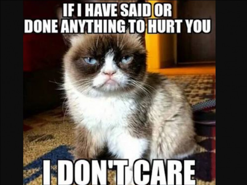 Why does Grumpy Cat look so grumpy?