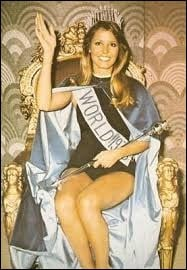Who was elected Miss Lebanon in 1973 ?