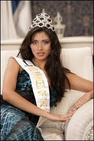 Who was elected the most beautiful woman on the world in 2011 ?