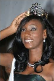 Who was elected most beautiful woman in Nigeria of the year in 2010 ?