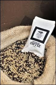 "Which country is the origin of this type of coffee ""Arusha"" ?"