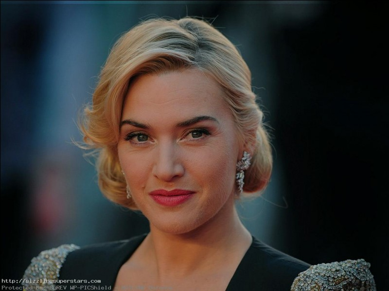 Which brand is Kate Winslet an ambassador for?