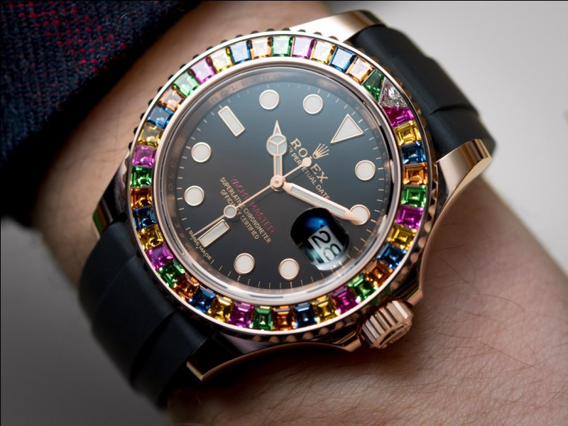 Which of these is not a 'special edition', or unusual Rolex?