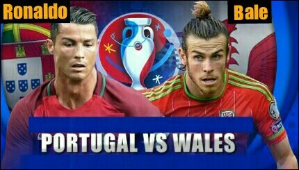 D) On july 6, Portugal beat Wales 2-0 and reached the Euro 2016 final. 
