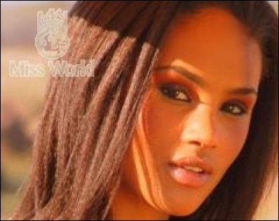 Who was elected most beautiful woman on Botswana in 2011 ?