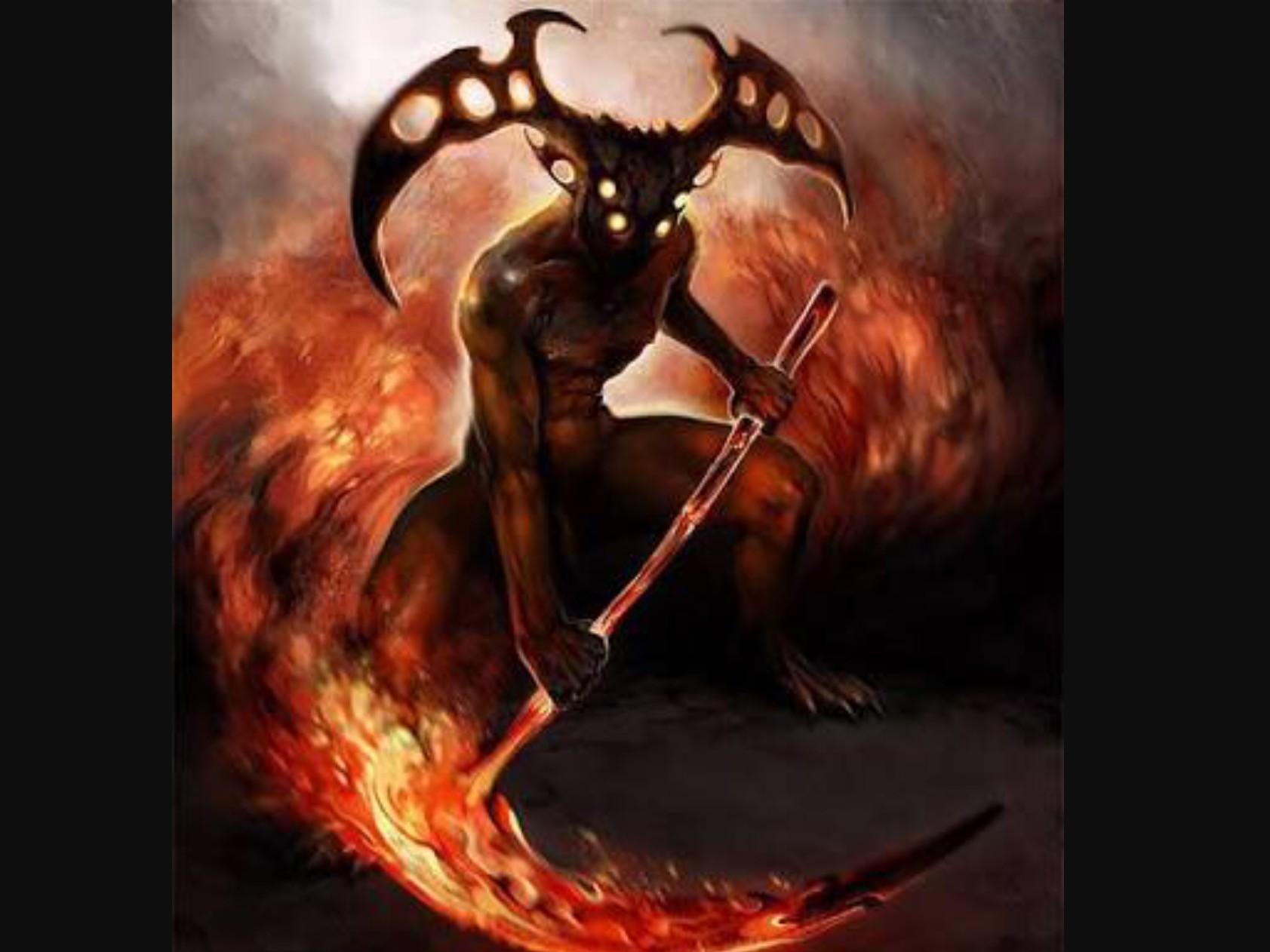 Demons' pets