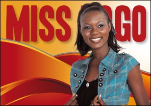 Who was elected most beautiful woman on Togo in 2009 ?