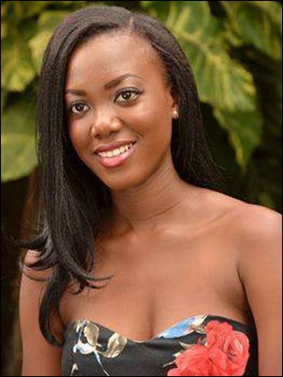 Who was elected most beautiful woman on Togo in 2015 ?