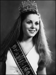 Who was elected most beautiful woman on Brazil in 1969 ?