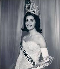 Who was elected most beautiful woman on Brazil in 1963 ?