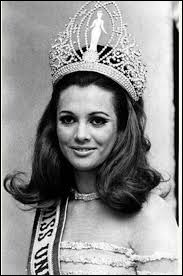 Who was elected most beautiful woman on Brazil in 1968 ?