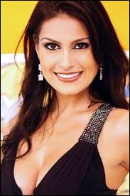 Who was elected most beautiful woman on Brazil in 2007 ?