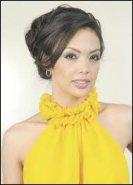 Who was elected most beautiful woman on Nicaragua in 2012 ?
