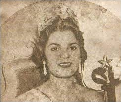 Who was elected most beautiful woman on Venezuela in 1952 ?