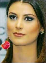 Who was elected most beautiful woman on Venezuela in 2008 ?
