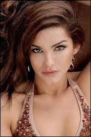 Who was elected most beautiful woman on Panama in 2010 ?