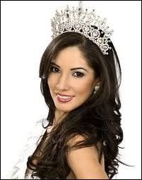 Who was elected most beautiful woman on Panama in 2009 ?