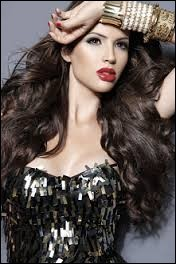 Who was elected most beautiful woman on Panama in 2011 ?