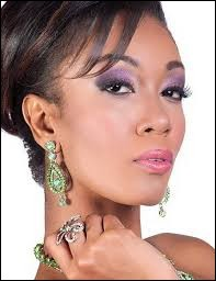 Who was elected most beautiful woman on Guyana in 2011 ?