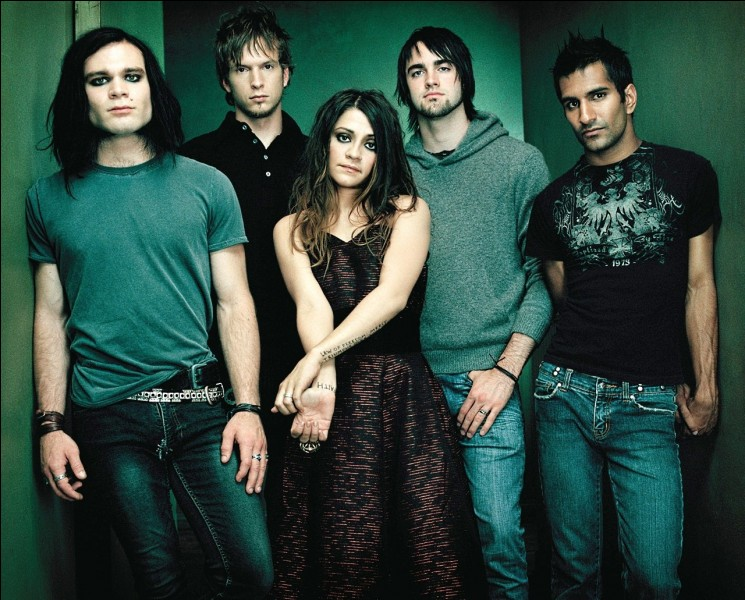 Do you love listening to the band Flyleaf?