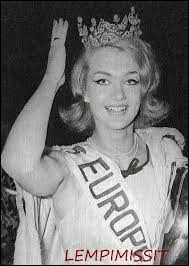 Who was elected most beautiful woman on Norway in 1963 ?