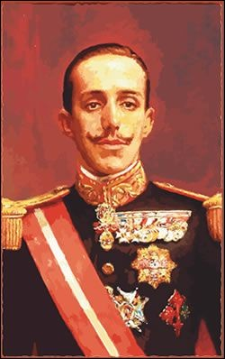 What happened during the reign of Alfonso XIII?